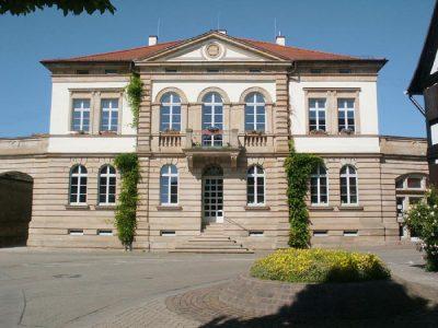 Rathaus Lustadt